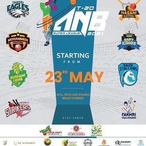 ANB T20 SUPER LEAGUE 2021