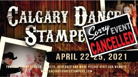 2021 Calgary Dance Stampede, 22 April | Event in Calgary | AllEvents.in