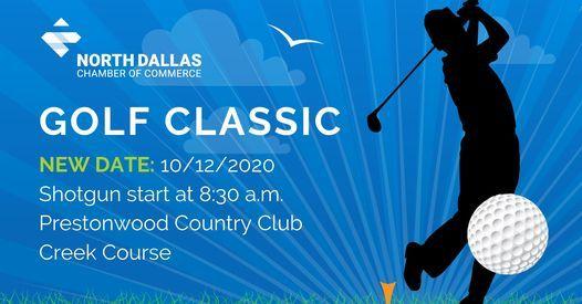 Prestonwood Halloween Evenys 2020 2020 Golf Classic, The Clubs of Prestonwood, Dallas, 12 October