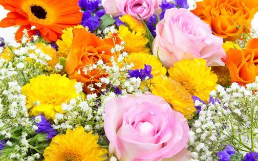 Hand Tied Bouquets with Marigolds, 26 October   Event in San Antonio   AllEvents.in