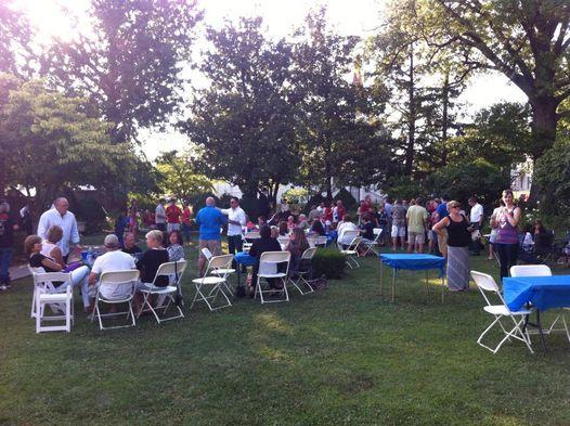 Tavern in the Garden | Event in Elizabethtown | AllEvents.in