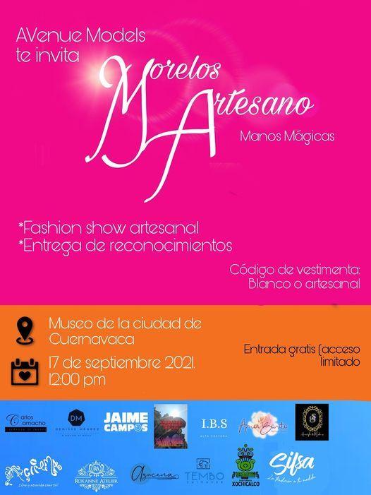 Morelos Artesano, 17 September | Event in Cuernavaca | AllEvents.in