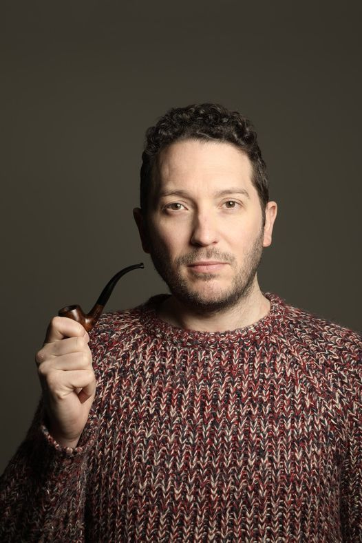 Jon Richardson: The Knitwit, 17 December | Event in Lincoln | AllEvents.in
