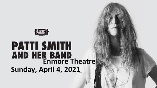 Patti Smith and Her Band | Enmore Theatre, 6 April | Event in Newtown | AllEvents.in