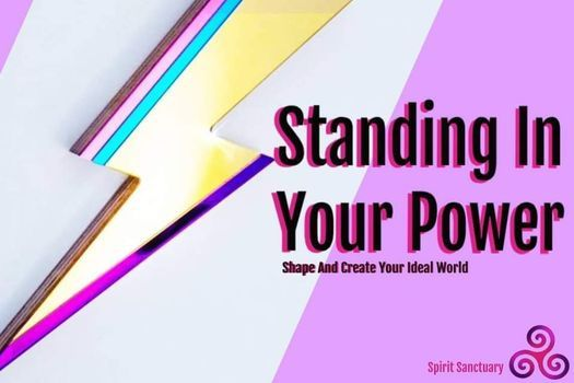 Standing In Your Power, 6 December | Event in Mansfield | AllEvents.in