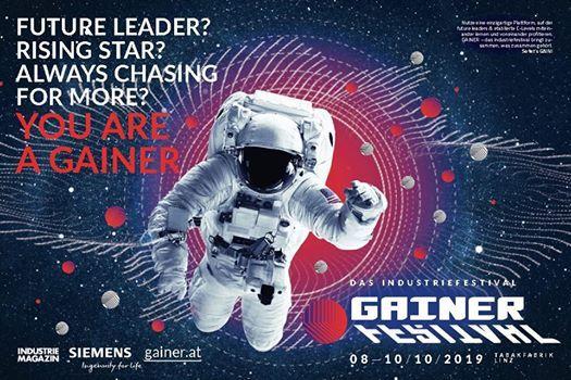 Gainer - das Industriefestival
