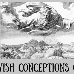 Jewish Conceptions of GD