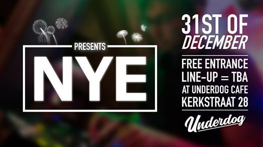 Your New Years Eve party