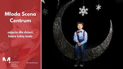 Moda Scena Centrum - zajcia dla dzieci ktre lubi teatr