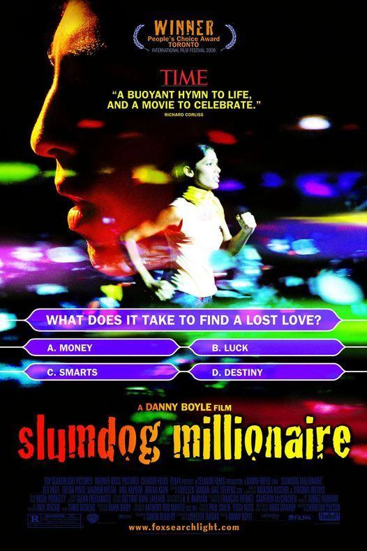 Slumdog Millionaire (2009), 22 May | Event in Ilford | AllEvents.in