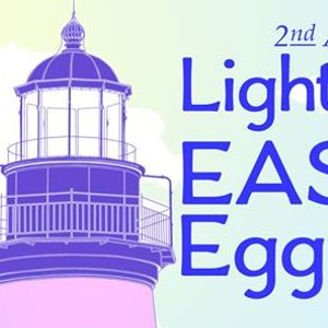 Lighthouse Easter Egg Hunt  Meet the Easter Bunny  Free