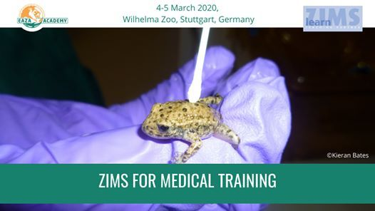 ZIMS for Medical Training