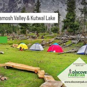 Trek to the Magnificent Haramosh Valley & Kutwal Lake