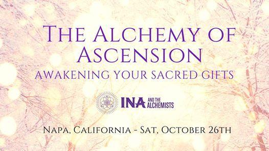 Awakening Your Sacred Gifts Workshop- Napa California