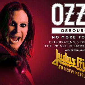 Ozzy Osbourne No More Tours 2 Dortmund