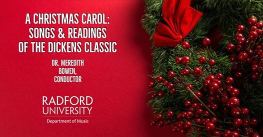 Christmas Readings.A Christmas Carol Songs Readings Of The Dickens Classic