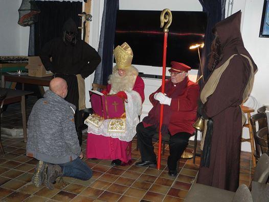 Nikolausfeier im Eupener Tauchklub ETK