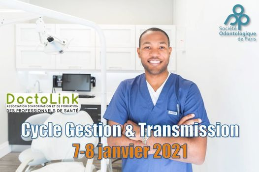 Cycle court Gestion économique - Transmission janvier 2021, 28 January | Event in Levallois-perret | AllEvents.in