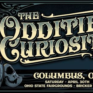 CANCELLED Columbus Oddities & Curiosities Expo 2021