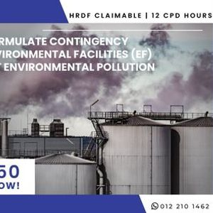 How to Formulate Contingency Plans in Environmental Facilities