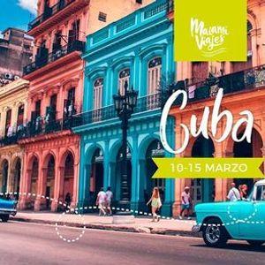 Cuba  Tour Internacional