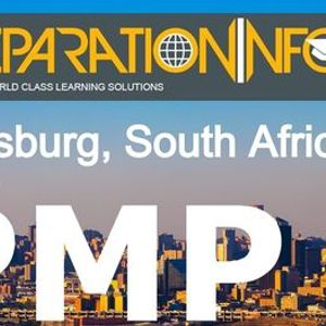 PMP Certification Training Program in Johannesburg South Africa