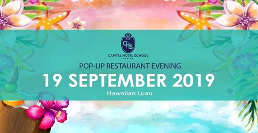 Pop-Up Restaurant Evening