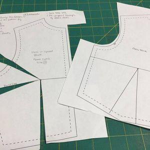 Online Pattern Design Classes