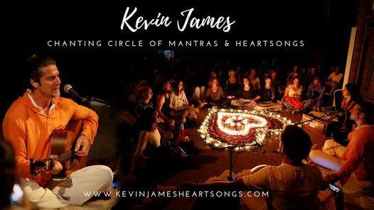 Chanting Circle mit Kevin James - Mnchen