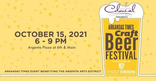 Arkansasa Times Craft Beer Festival, 15 October   Event in Little Rock   AllEvents.in