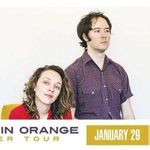Mandolin Orange at the Pabst Theater