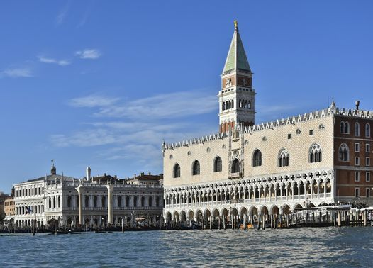 Virtual Venice Italy: Guided Tour of St. Mark's Square   Online Event   AllEvents.in