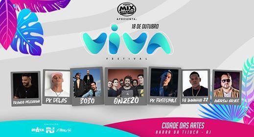 VIVA Festival - Filipe Ret  PK  3030 - Cidade das Artes