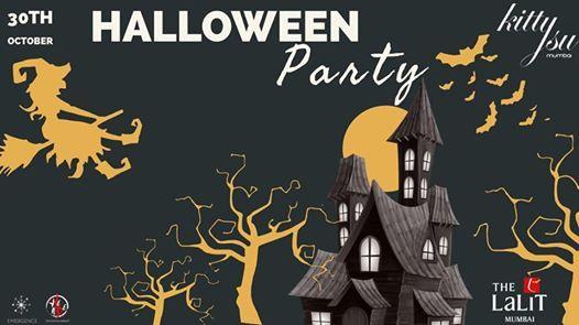 Kitty Su Mumbai Presents Ghastly Halloween Party