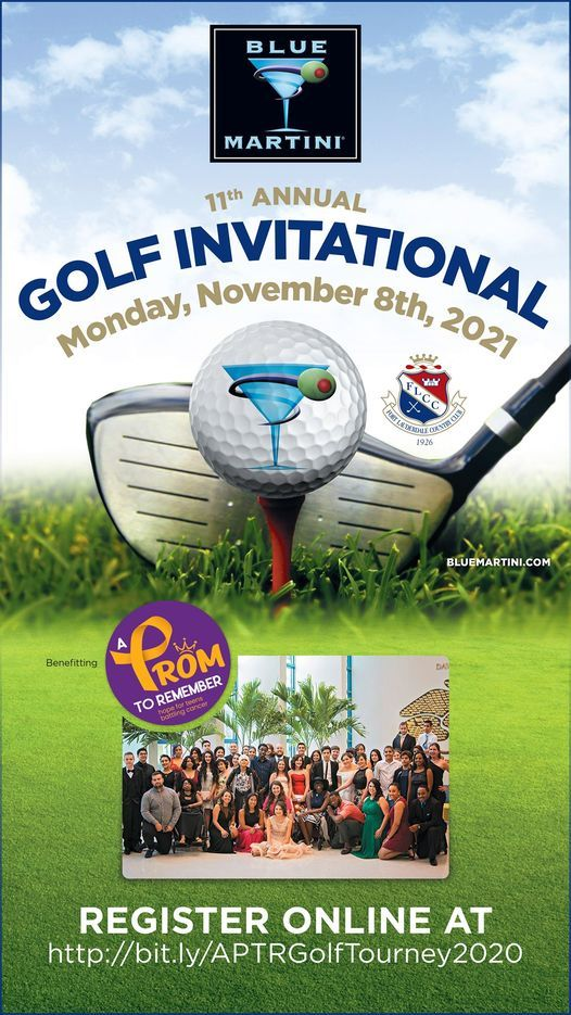 11th Annual Blue Martini Golf Invitational, 8 November | Event in Fort Lauderdale | AllEvents.in