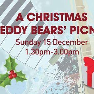 A Christmas Teddy Bears Picnic