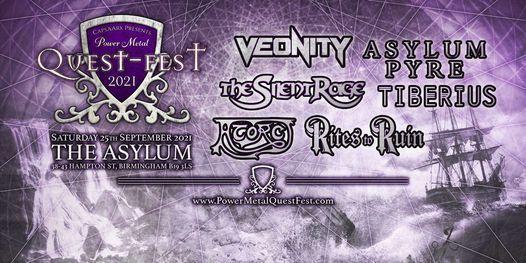 Power Metal Quest Fest 2021, 1 October   Event in Birmingham   AllEvents.in