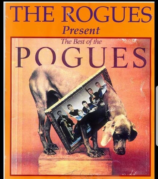 SOLD OUT Fri 20th Dec The Rogues - Tribute to The Pogues