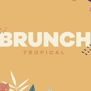 Brunch Tropical  discrio com vinho e cerveja includos