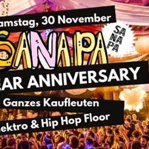 Sanapa 10 Year Anniversary Festival