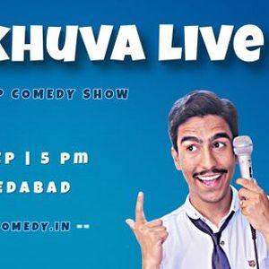 Amit Khuva Live In Ahmedabad (Gujarati Standup Comedy)