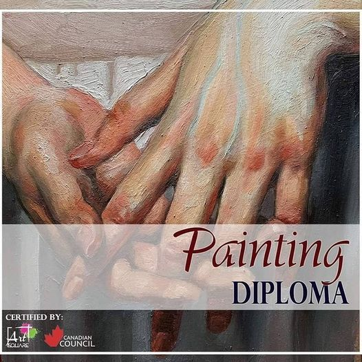 Painting Diploma (140 Hrs.), 29 August   Event in Ramadan 10 City   AllEvents.in