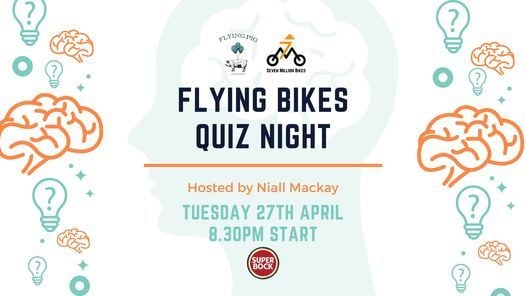 Flying Bikes Pub Quiz Night | Event in Ho Chi Minh City | AllEvents.in