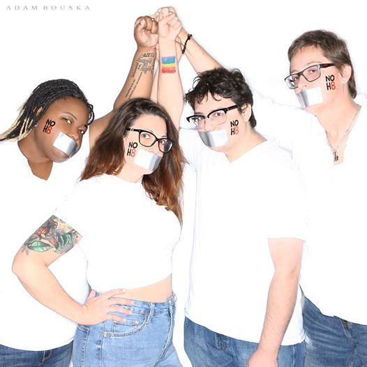 Open NOH8 Photo Shoot in Chicago IL