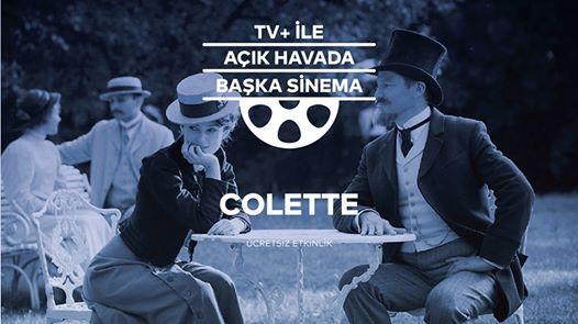 TV ile Ak Havada Baka Sinema - Colette