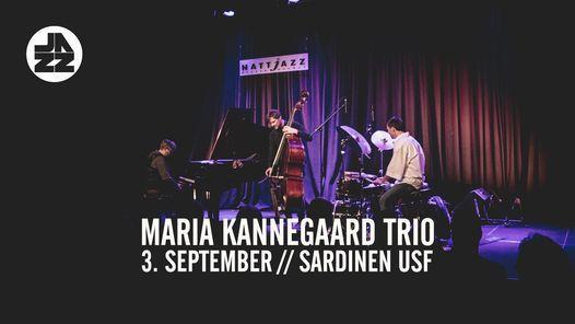 Maria Kannegaard Trio // Bergen Jazzforum, 3 September   Event in Bergen   AllEvents.in