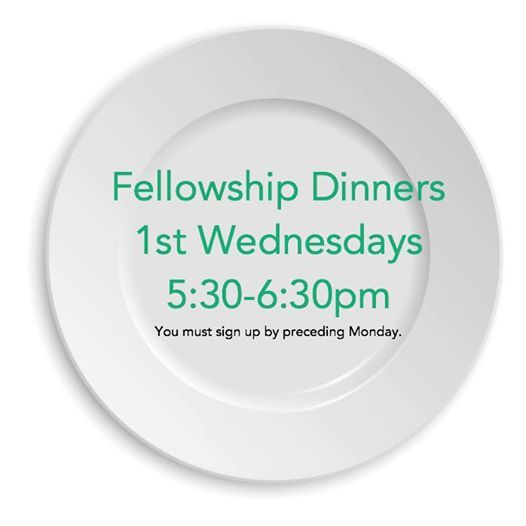 Fellowship Dinners at Blacksburg Presbyterian Church, Blacksburg