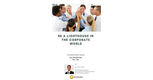 Be a Lighthouse in the Corporate World Workshop