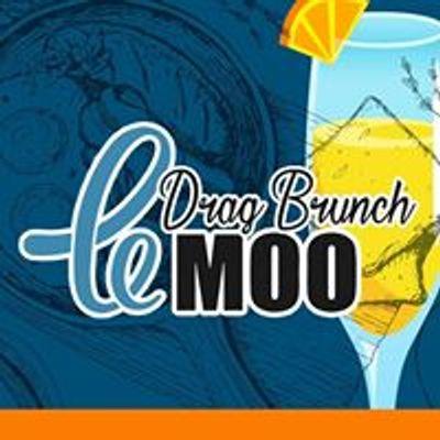 Drag Brunch at Le Moo