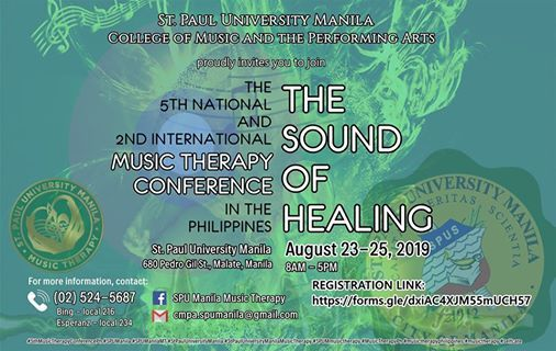 5th Music Therapy Conference in the Philippines
